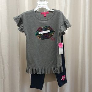Girls Betsy Johnson outfit